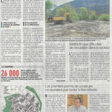 VERSANTS D'AIME – Parc d'activités à Centron