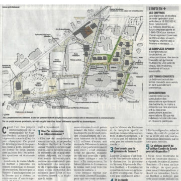 ALBERTVILLE – ZAC du Parc Olympique