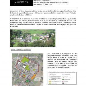 Commune de Notre-Dame-des-Millières - Elaboration du PLU